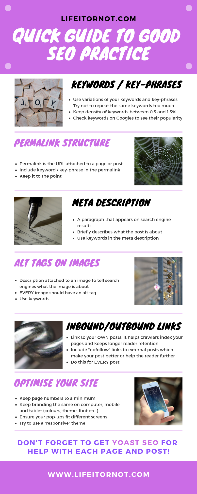 Guide to SEO