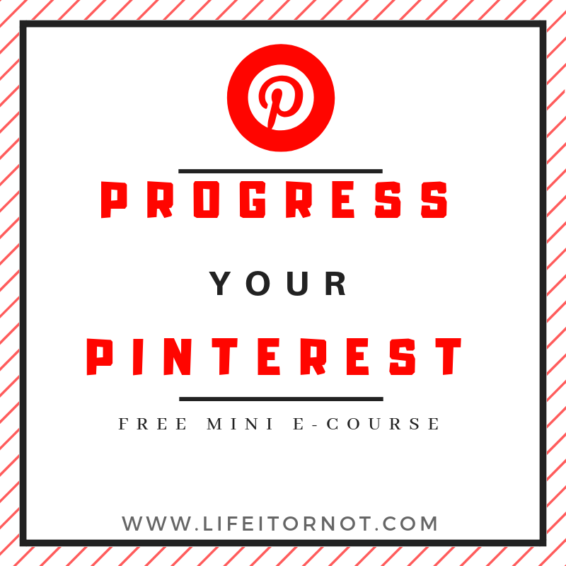 progress your pinterest
