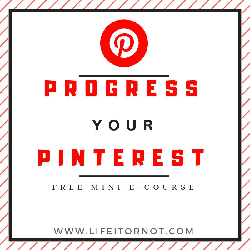 progress your pinterest