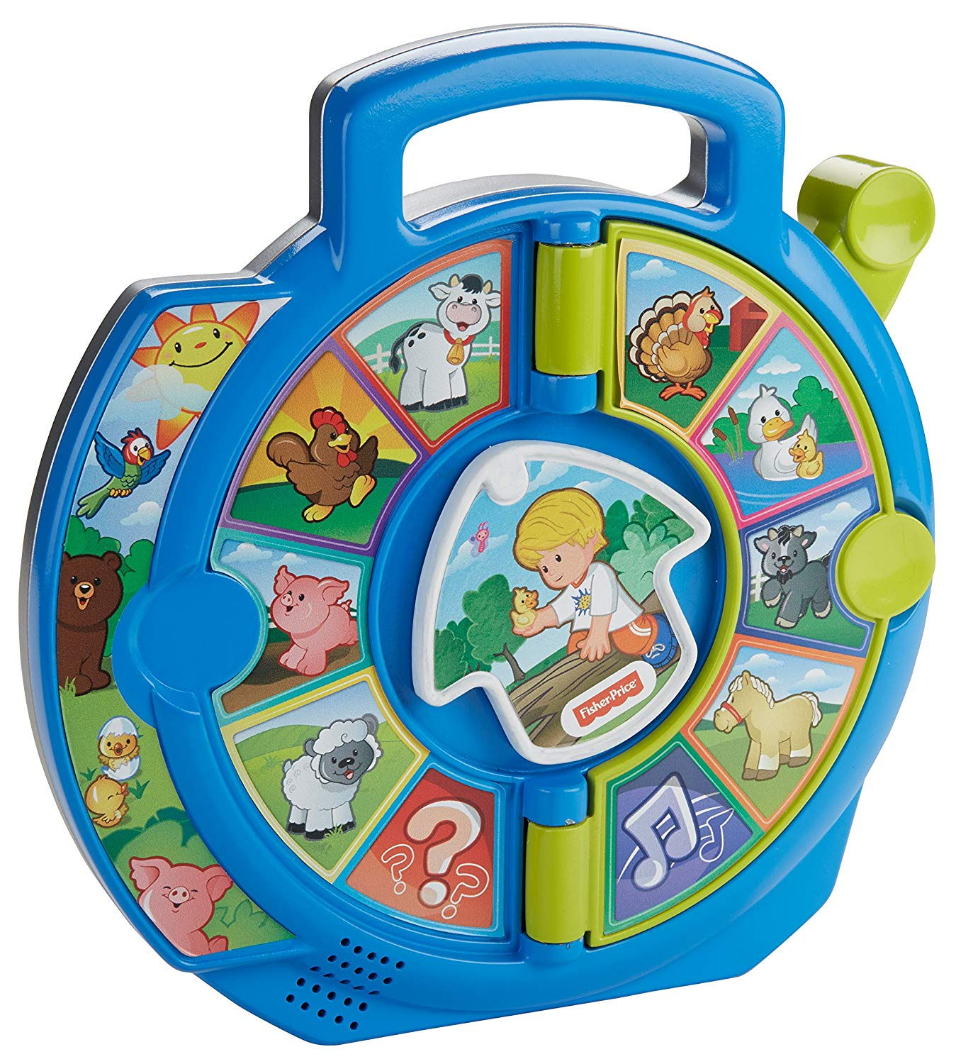 fisher price animals see n say
