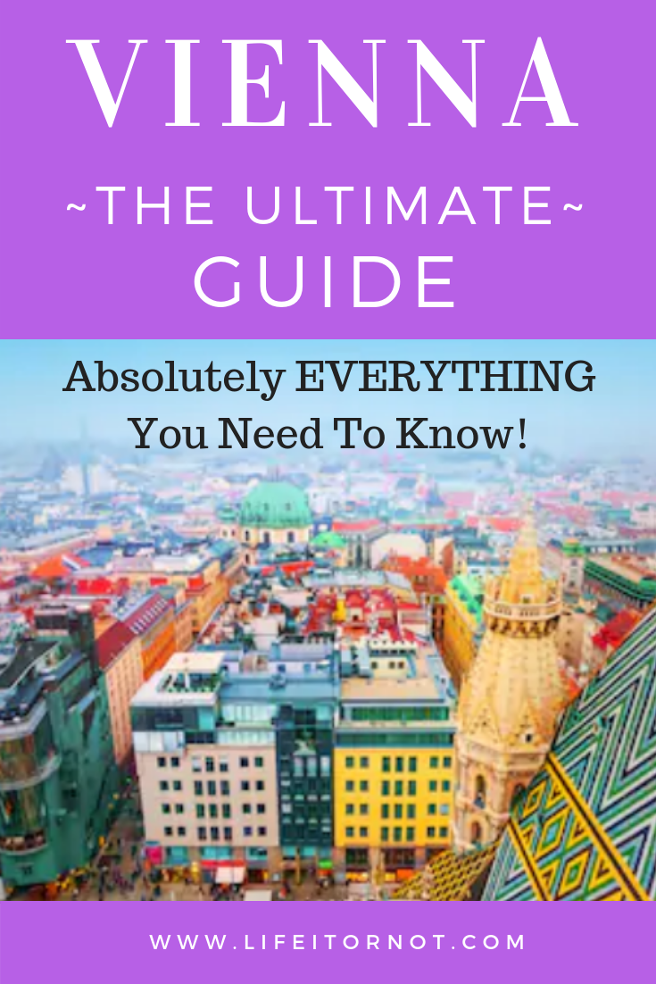 Ultimate Guide to Vienna