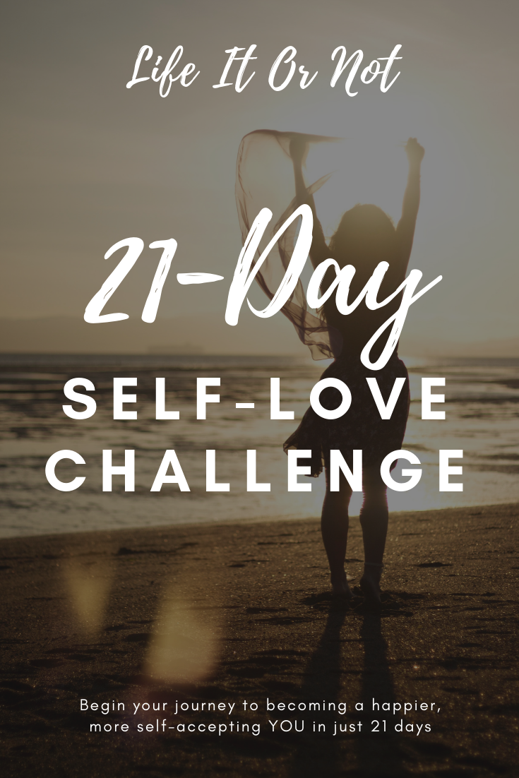 21-Day Self-Love Challenge