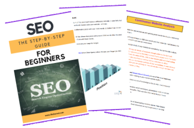 SEO ebook pages preview