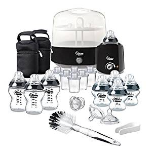 bottle feeding set