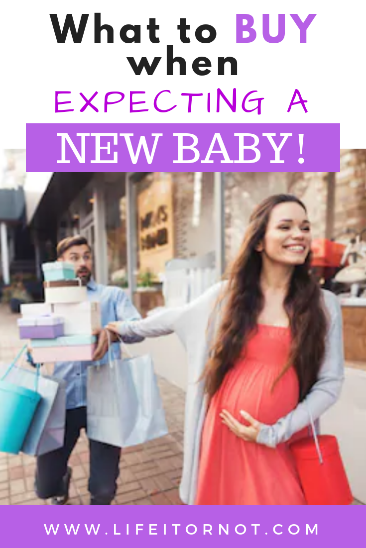 What to buy when expecting a baby