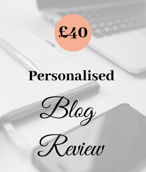Blog Review 40