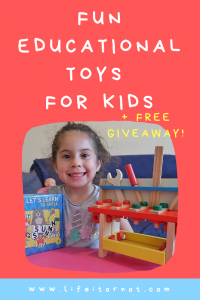 educational toys for kids pinterest pin