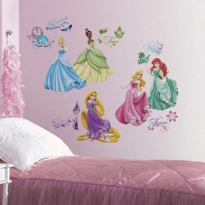Disney princess wall stickers