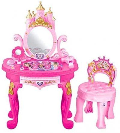 princess vanity table