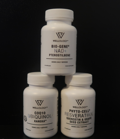 Wellology Anti-Aging Supplements