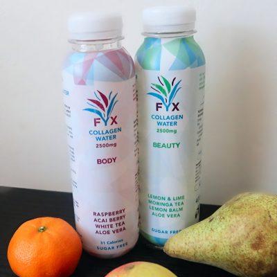 FYX collagen drinks
