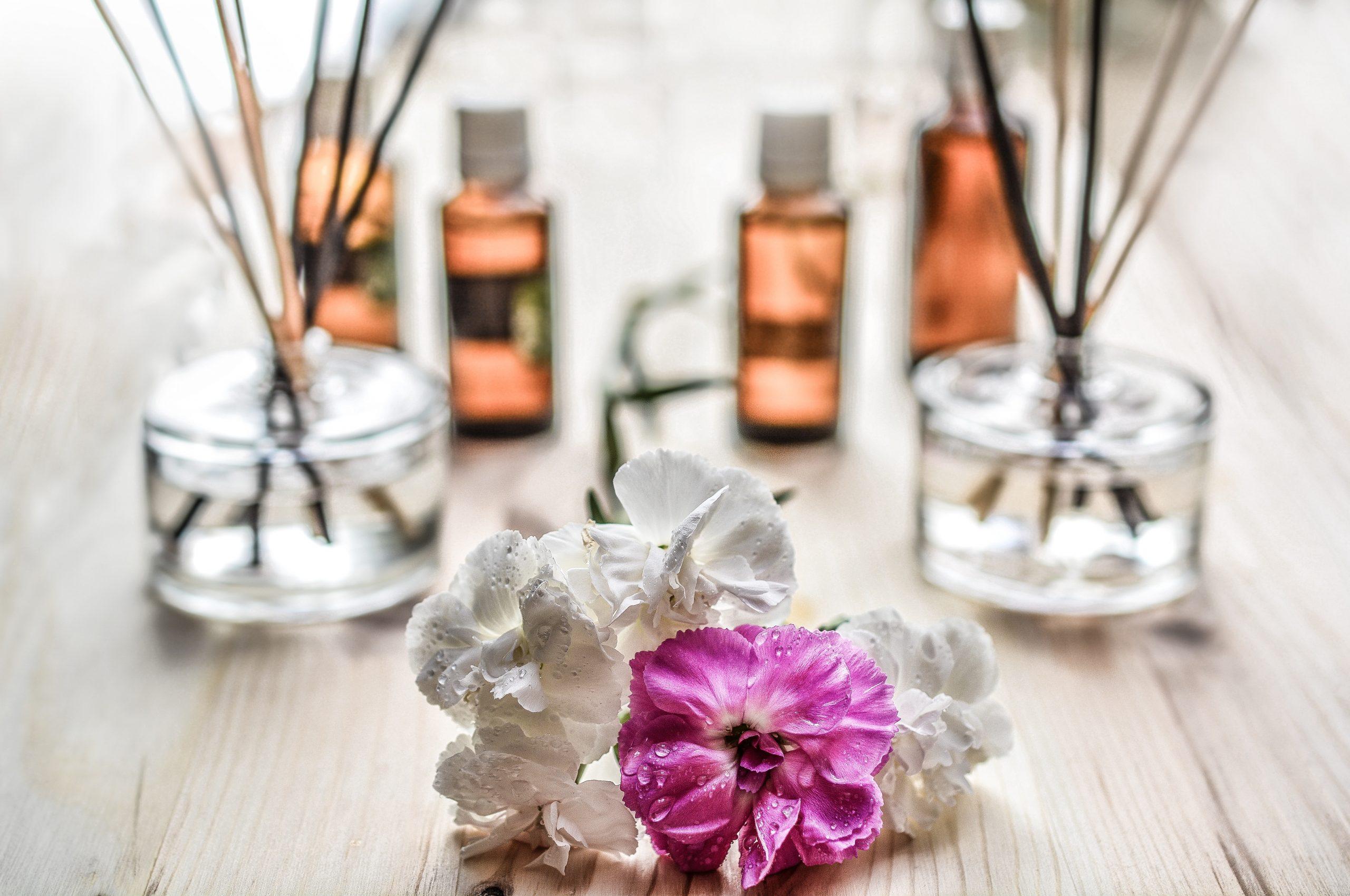sustainable essential oils