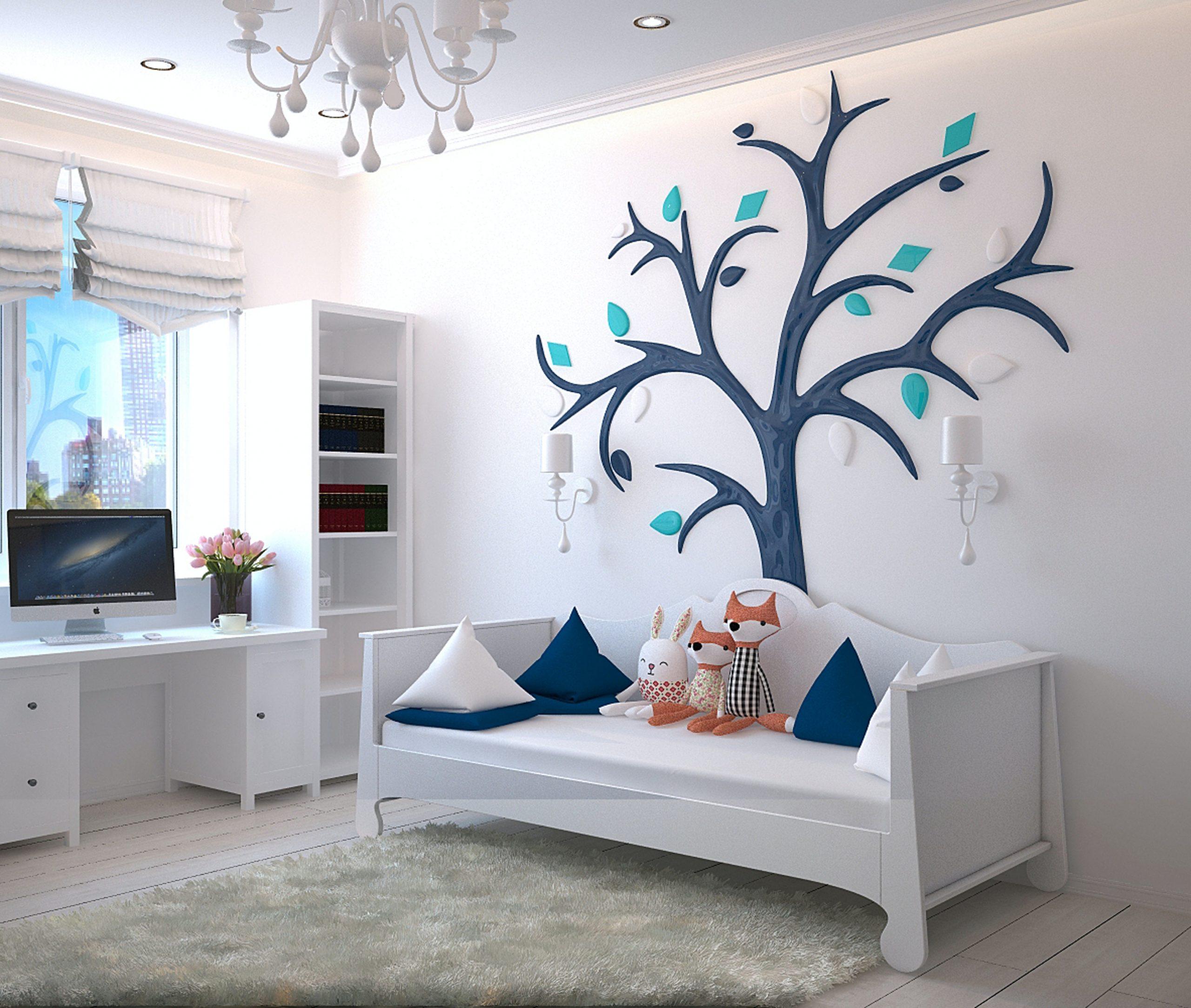 childrens bedroom interior design